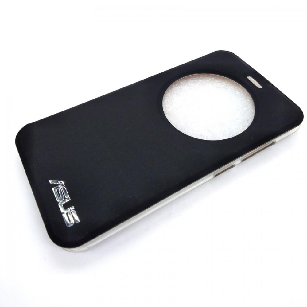 Asus Zenfone 3 ZE552KL Leather Flip Cover Case