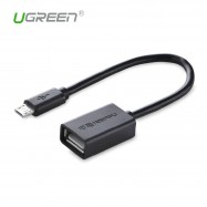 image of Ugreen US133 Micro USB 2.0 OTG Cable (T11-10)
