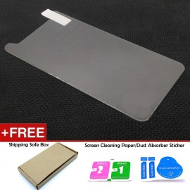 "image of Universal Tempered Glass Screen Protector 5.0"" Compatible Yes Altitude M631 5"""