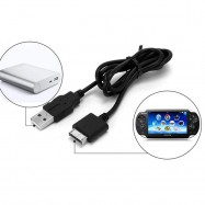 image of Sony psv1000 /PS Vita USB Transfer Data Sync Charger Cable Charging Cord (P8-2)