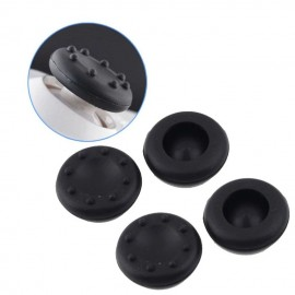 image of 4Pcs Silicone Analog Grips Thumb stick handle caps Cover For PS4 PS3 PS2 Xbox
