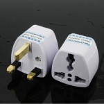 Malaysia UK 3 Pin Universal Travel Multi Adaptor Adapter Plug Socket