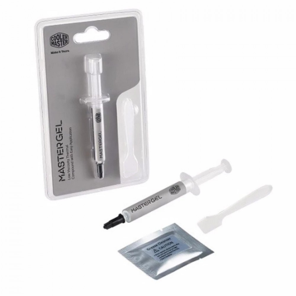 Official Cooler Master MGX-ZOSW-N15M-R1 MasterGel Low Viscosity Thermal Compound