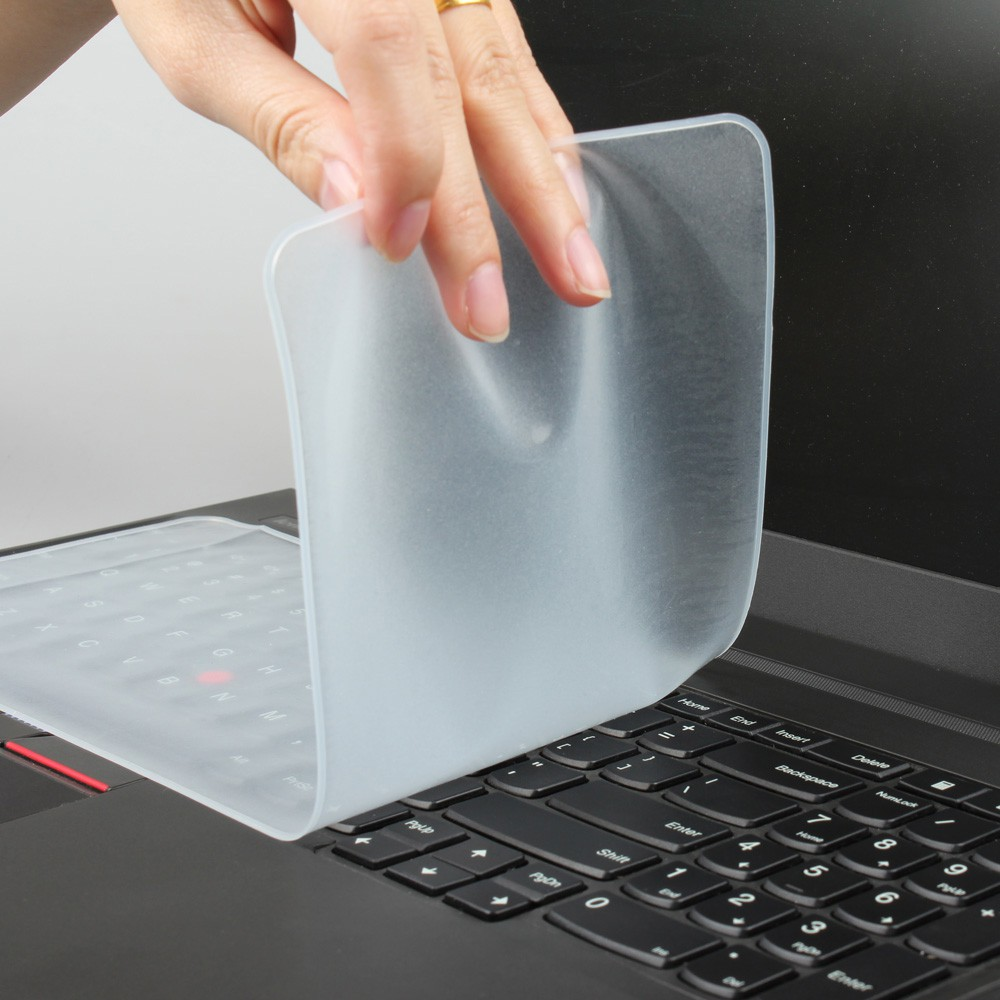 "14"" Universal Laptop Silicone Keyboard Skin Cover Protector for Laptop Keyboard"