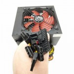 Imperion Gaming Extreme Series 600W Power Supply Atx Black Edition
