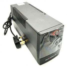 image of Neuropower Compact 800-3UK Line Interactive UPS 800VA With AVR