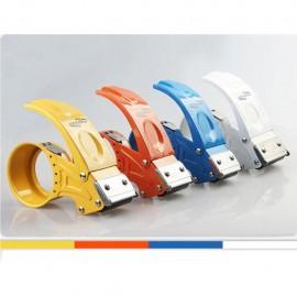 image of 1Pcs Scotch tape cutter metal tape tape dispenser tape machine tape clip 50mm