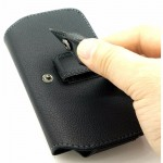 2.5~3.5 inch Universal Mobile Phone Hanging waist holster section pockets