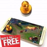 image of Fling Mini Joystick For All Touch Screen Phone Support mobile legend And More