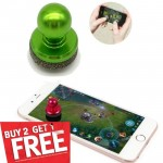 Fling Mini Joystick For All Touch Screen Phone Support