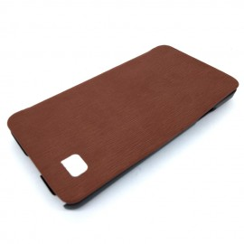 image of Samsung Galaxy Note 3 Leather Flip Cover Case