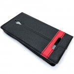 TP-Link Neffos Y5 Leather Flip Cover Case
