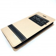 image of TP-Link Neffos Y5 Leather Flip Cover Case