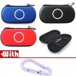 Hard Carry Zipper Case Bag For Sony PSP 1000 2000 3000