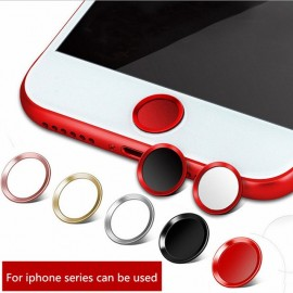 image of Fingerprint Metal Home button For iPhone5S/SE/iphone6/6splus/iPhone7/iPhone7plus