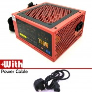 image of Official AVF Gaming Freak The Rage: 750W Power Supply