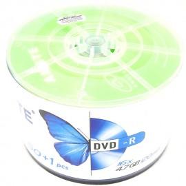 image of Angte DVD-R 4.7GB 120MIn 16X 50Pcs + Free 1Pcs