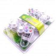 image of Vinyson Twin Light Pc joystick double handle doubles vibration game controller