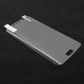 image of Samsung Galaxy S6 Edge Plastic Clear Full Screen Protector