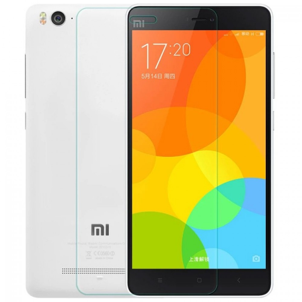 Xiaomi Mi4i Tempered Glass Screen Protector