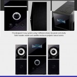 Official Sonic Gear Evo 5 Pro 2.1 Channel PC Speakers 2.1 New Model