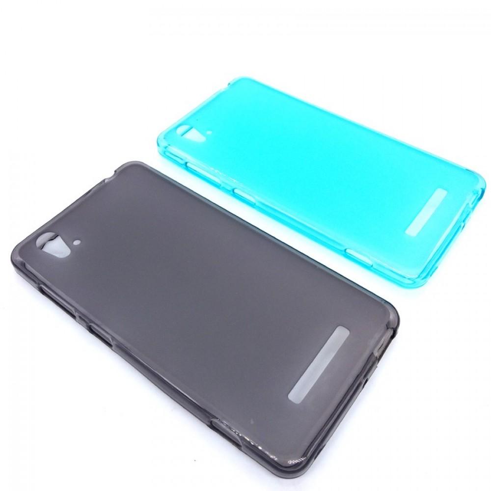 Lenovo A858T / A858 TPU Silicone Soft Back Case