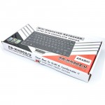 Tinytech Ultra slim Arabic Desigh Mini Computer Keyboard Model:KB-MN902/U