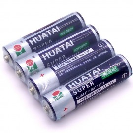 image of 4Pcs Huatai High Energy R6s AA Size 1.5V Battery