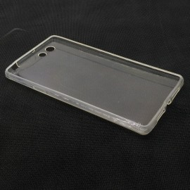 image of Oppo R1X R8207 / R8206 Transparent TPU Silicone Soft Back Case