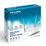 image of Official TP-Link TD-W8961N 300Mbps Wireless N ADSL2+ Modem Router