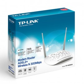 image of Official TP-Link TD-W8961N 300Mbps Wireless N ADSL2+ Modem Router