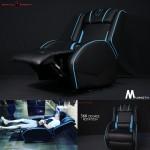 Gaming Freak GF-GCBG30 Mammoth Gaming Sofa Pu Leather