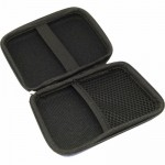 Portable Zipper External 2.5 HDD Bag Case