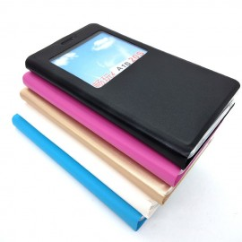 """image of Yes Altitude M631 / M631Y 5"""" Leather Flip Cover Case"""