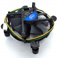 image of Intel Socket 775 Processor Original CPU Fan & Heatsink