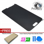 Samsung Galaxy S5 9H Hardness Anti-Spy Privacy Tempered Glass Screen Protector