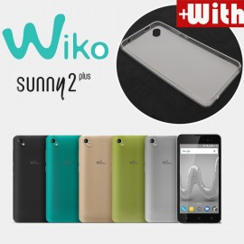 image of Official Wiko Sunny 2 Plus 1Gb Ram / 8GB Rom With Tpu Back Case