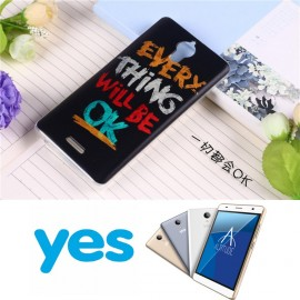 "image of Yes Altitude M631 5"" Fushion Design Soft TPU Protective case"
