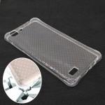 Vivo X5 / X5L Shockproof Rugged Anti slip Soft Tpu Back Case