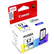 image of Official Canon CL-57s / 57s 8.7ml Ink Cartridge For Canon E410 / E470