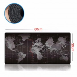 image of 80 x 30 x 0.2cm M02 Gaming Mat Non-slip Anti Fray Stitching Beautiful Mouse Pad