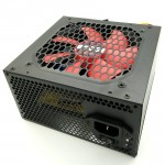 Official AVF 550W Power Supply with 12CM Big Fan (Black)