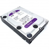 image of Official 2TB Western Digital Surveillance 3.5 Sata Hard Disk For CCTV