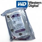 Official 2TB Western Digital Surveillance 3.5 Sata Hard Disk For CCTV