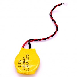 image of CR2032 3V 2 Pin Lithium Coin Cell CMOS Batteries For Laptop / Netbook