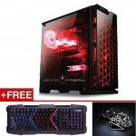 Avf Gaming Freak SAPPHIRE MX700G HIigh End Gaming Casing Tempered Glass Edition