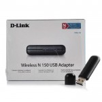 Official D-LINK Wireless N USB WiFi Adapter DWA-123 for Laptop Desktop