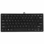 Tinytech Ultra slim Chocolate Desigh Mini Computer Keyboard Model:KB-MN902/U