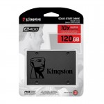 Official Kingston A400 120GB SSD - SA400S37 Speed Up To RD:500mb/s (T15-11)