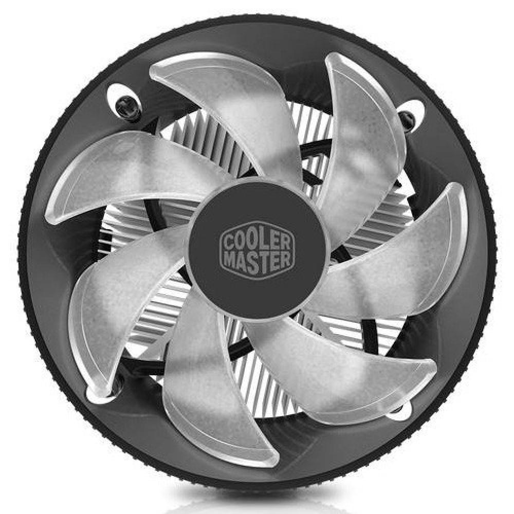 Cooler Master i70C CPU Cooler Blue LED Fan For Intel Socket